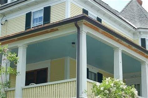 three shades of sherwin williams paint to choose from for those looking to paint their own porch