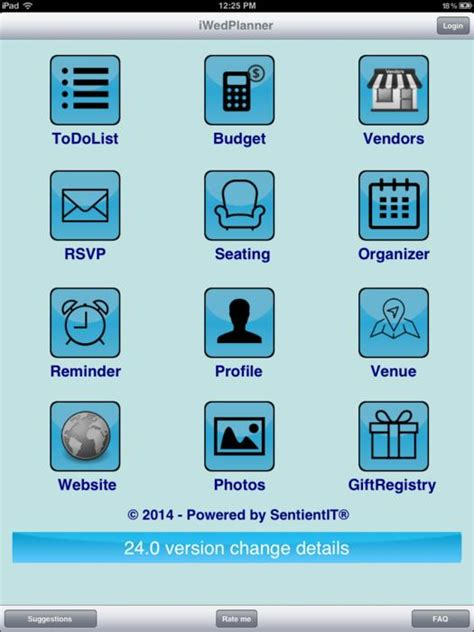 Wedding Planner App by Free Wedding Planner App 2039742 Weddbook