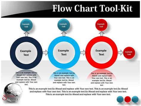 10 Best Images About Flowchart Powerpoint Template On Flow Chart Ppt Template
