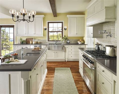 Current Kitchen Color Trends | 42 fresh kitchen trends for 2016