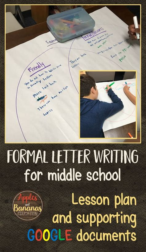 business letter writing for middle school students 290 best apples and bananas education images on