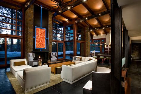 interior design mountain homes modern mountain style martis c contemporary