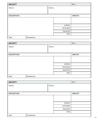 print out arco receipt template blank receipt to print kinoroom club