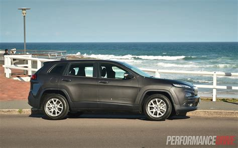 jeep cherokee grey 2014 jeep cherokee sport review video performancedrive