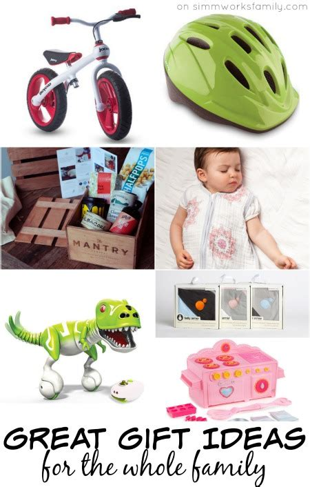great gift ideas for the whole family