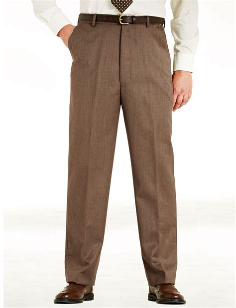 mens cavalry boots regular rise cavalry twill trouser menswear trousers