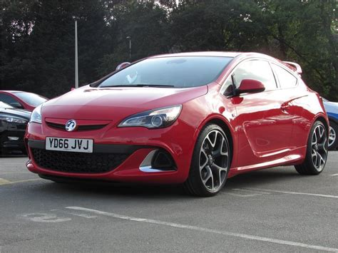 used 2016 vauxhall astra gtc 2 0t 16v vxr 3dr for sale in