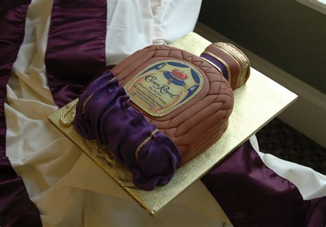 fun wedding cake ideas grooms cakes crown royal onewed com