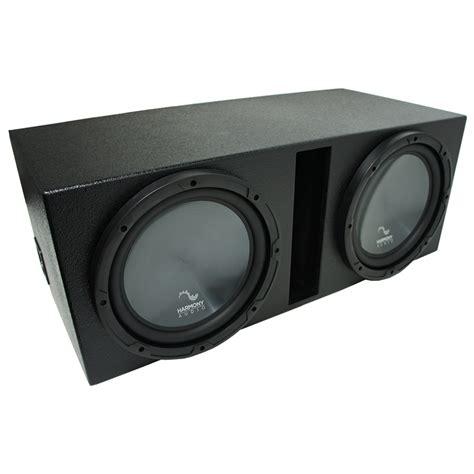 universal car stereo rhino coated ported dual  harmony