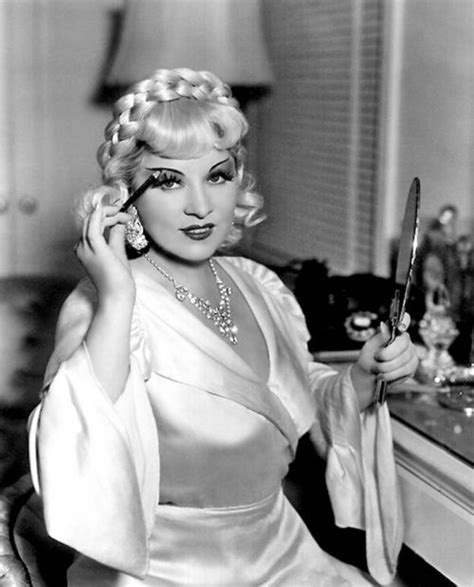 Mae West by Mae West From The Bygone