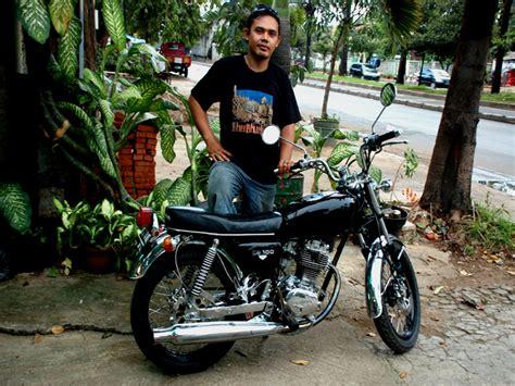 Stang Cb 100 By Eddy Variasi warih modifikasi cb100 ala tiger azik dhono warih