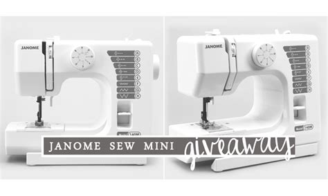 Sewing Machine Giveaway 2014 - when refashioning calls sewing machine giveaway lix hewett