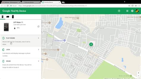 how to locate my android how to find missing android phone using gmail quot find my phone quot