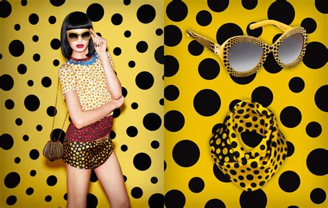 Louis Vuitton Summer Collection Polka Dots Fleurs The Bag by Louis Vuitton Polka Dot Motif Channeling Yayoi Kusama