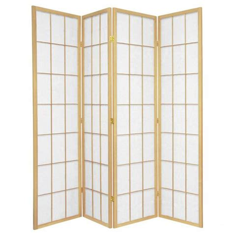 japanese room divider wooden japanese room divider 4 fold screen buy