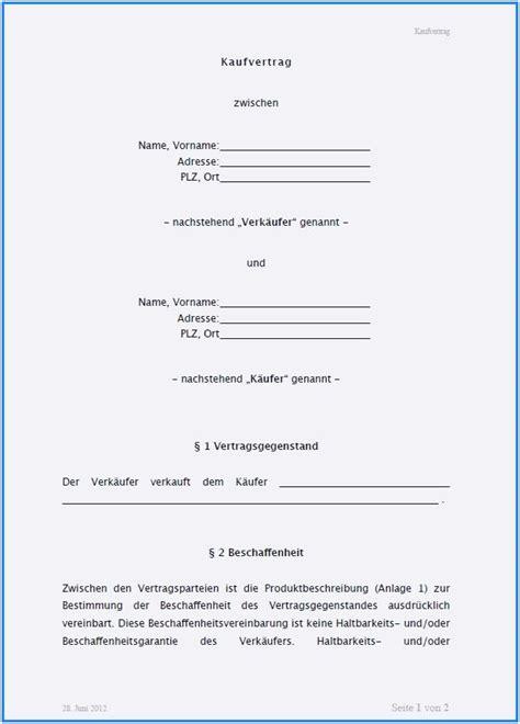 allgemeiner kaufvertrag privat zamzambar
