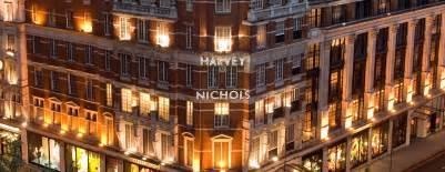 Harvey Nichols Opens In Istanbul by Knightsbridge Designer Fashion Food Wine