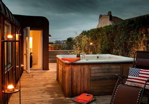 rooftop terrace interior design