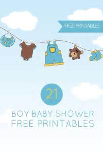 Pin free printable boy baby shower favor tags on pinterest
