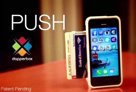 push iphone    wallet case  secret compartment phonesreviews uk mobiles apps