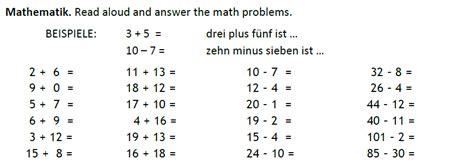 printable german numbers practicing german numbers the german professor
