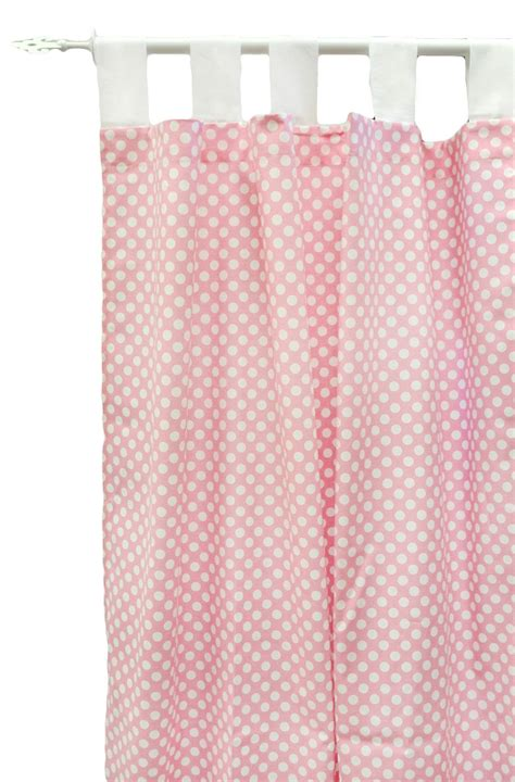 polka dot curtain panels candy polka dot curtain panels set of 2 by new arrivals inc