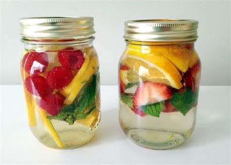 What Fruit Are In Water To Drink And Detox by Fruit Infused Waters Eat Drink Shop A Lifestyle