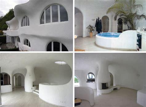 futuristic earth house  peter vetsch modern house designs