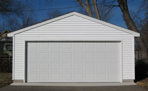 inspiring garage build 1 detached 2 car garage