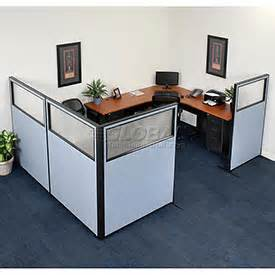 office partition panels reception stations