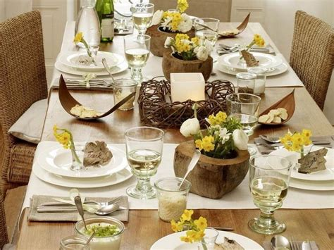 Cupcake Love Studio: Dining Table Decoration Ideas