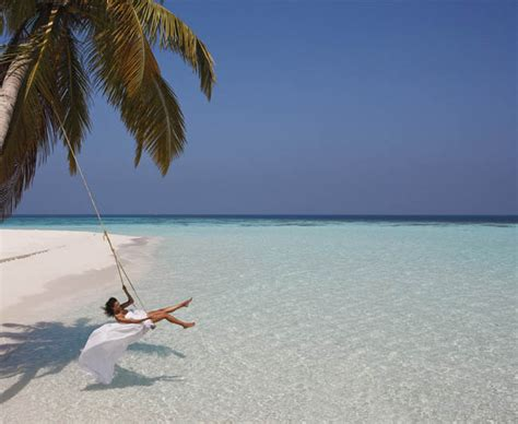 beach swings for the love of travel 30 most amazing lounging places