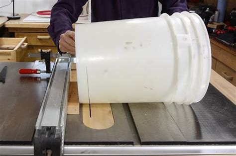 How To Make Paper From Sawdust - building the two cyclone