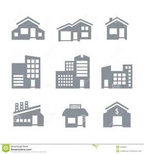 Travel Trailer Floor Plans building icons royalty free stock photography image