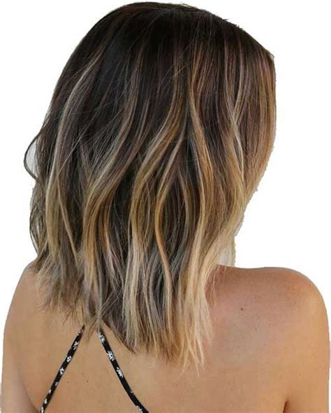 medium bob back of hair picture 15 long bob haircuts back view bob hairstyles 2017