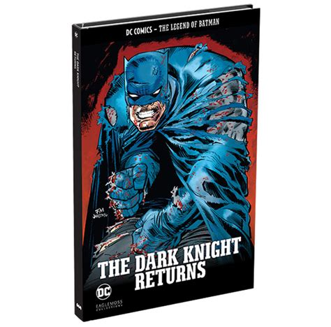 libro dark knight returns collectors batman the dark knight returns book dc comics legends of batman graphic novels