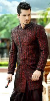 Latest men wedding mehndi dresses designs collection 2016 2017