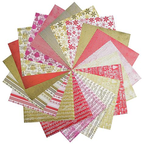 Traditional Paper - traditional scrapbook paper pack iii