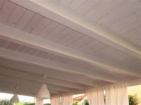 tettoie in legno bianco beautiful la tettoia vivereverde un prodotto di altissima