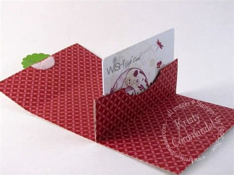 make gift card holder 25 best ideas about gift card holders on gift