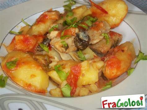 come cucinare il pesce stocco pesce stocco con le patate alla messinese la ricetta