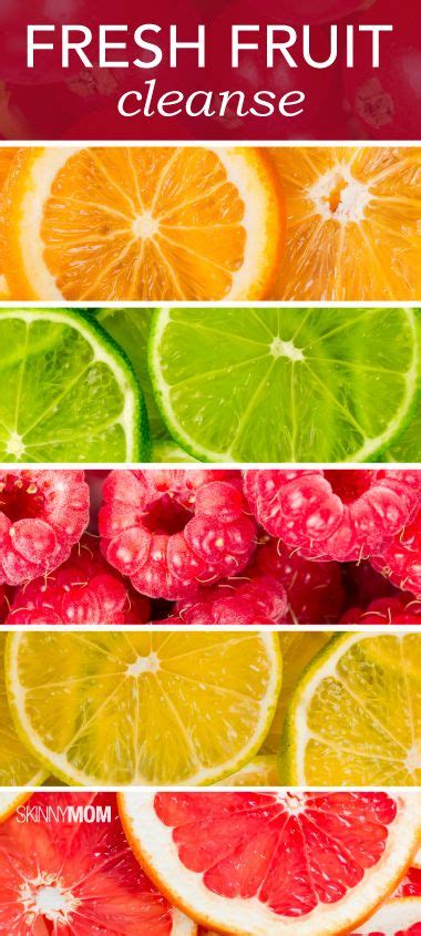 Fruits Detox by Trends Fresh Fruit And Detox On