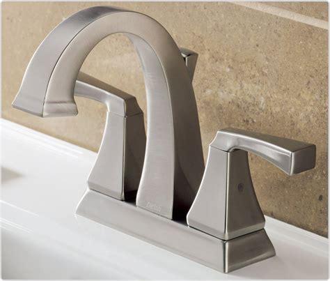 Dryden Faucet by Delta 2551lf Ss Dryden Two Handle Centerset Lavatory