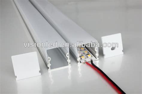 High Quality Milky Cover Line Led Light Aluminum Casing Led Light Casing