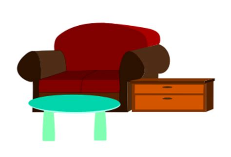 Recliner Clipart by Free Clipart Furniture Cliparts