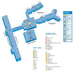 norfolk international airport airport layouts of united