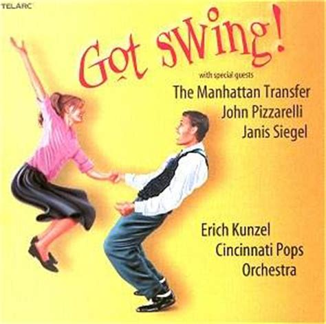swing cd got swing erich kunzel cincinnati pops orchestra jazz