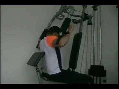 gimnasio en casa multifuncional bodytone ejercicios para multifuncion