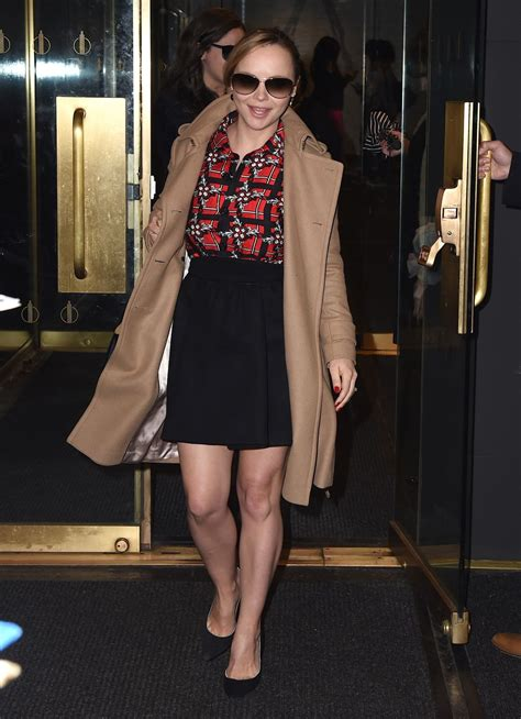Style Ricci by Ricci Style Leaving The Today Show In New
