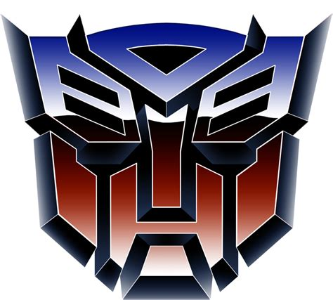 logo clipart transformers png transparent free images png only